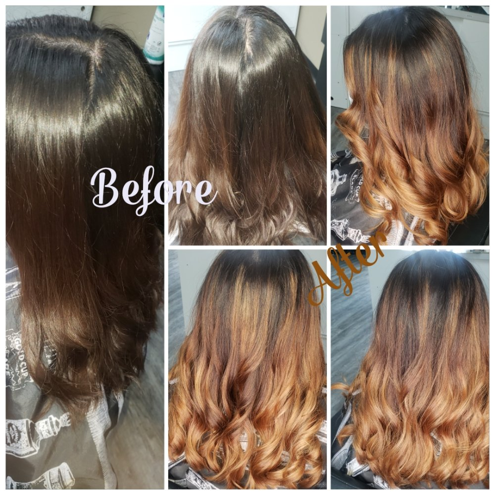 Shear Radiance Hair Studio: 4840 S 76th St, Greenfield, WI