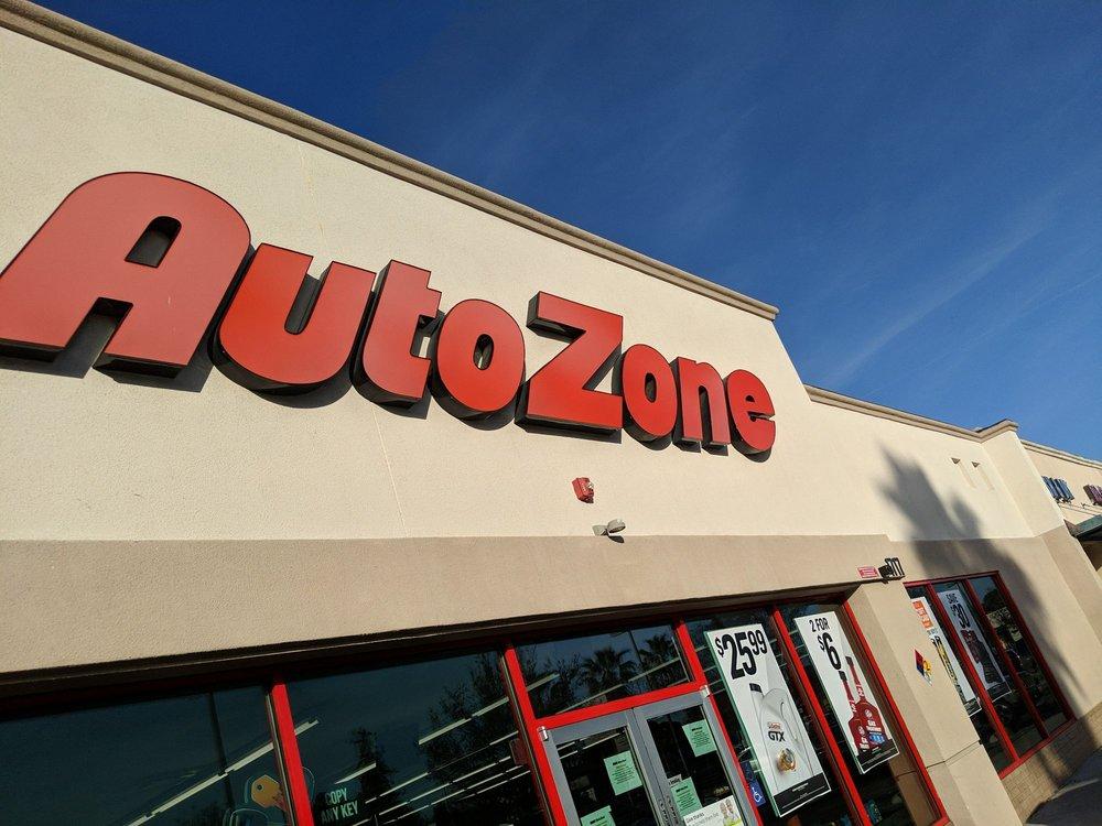 AutoZone Auto Parts: 1717 W San Carlos St, San Jose, CA