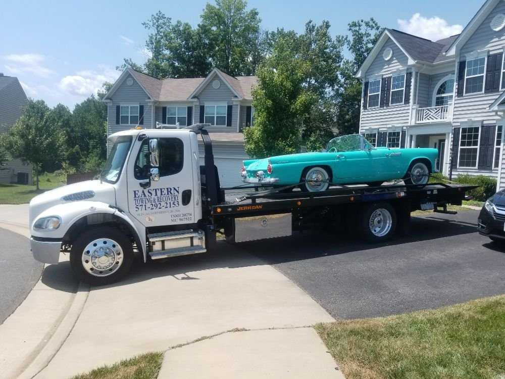 Eastern Towing & Recovery: 9150 Mike Garcia Dr, Manassas, VA