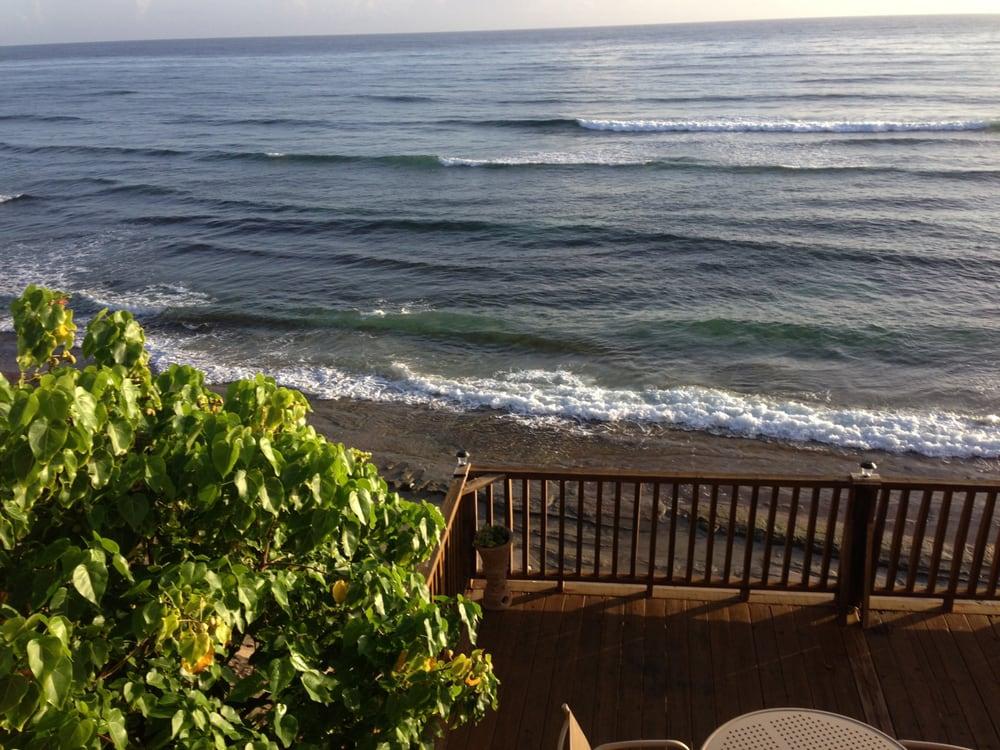 Pelican Reef Apartments: Km 0 Road 4466 Jobos Beach, Isabela, PR