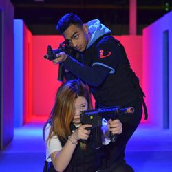 d8641c9b Nu-Zone - 17 Photos - Laser Tag - 11480 River Road, Richmond, BC ...