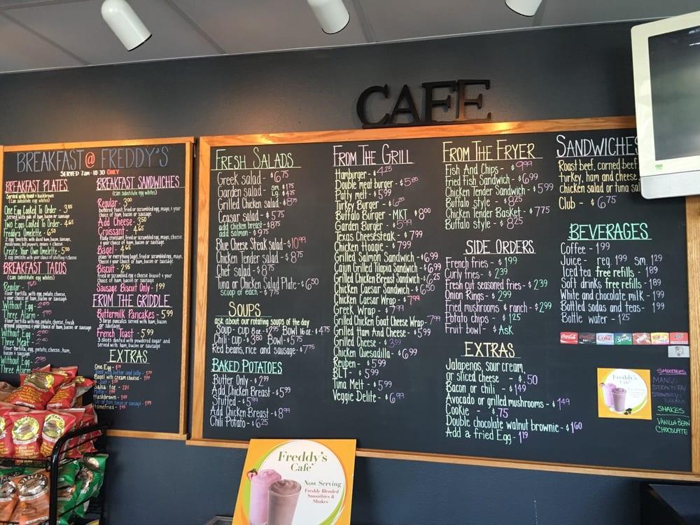 Freddy S Cafe Houston Tx