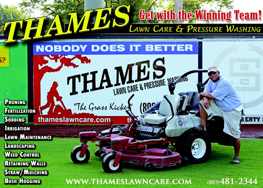 Thames Lawn Care Amp Pressure Washing Landscaping 870