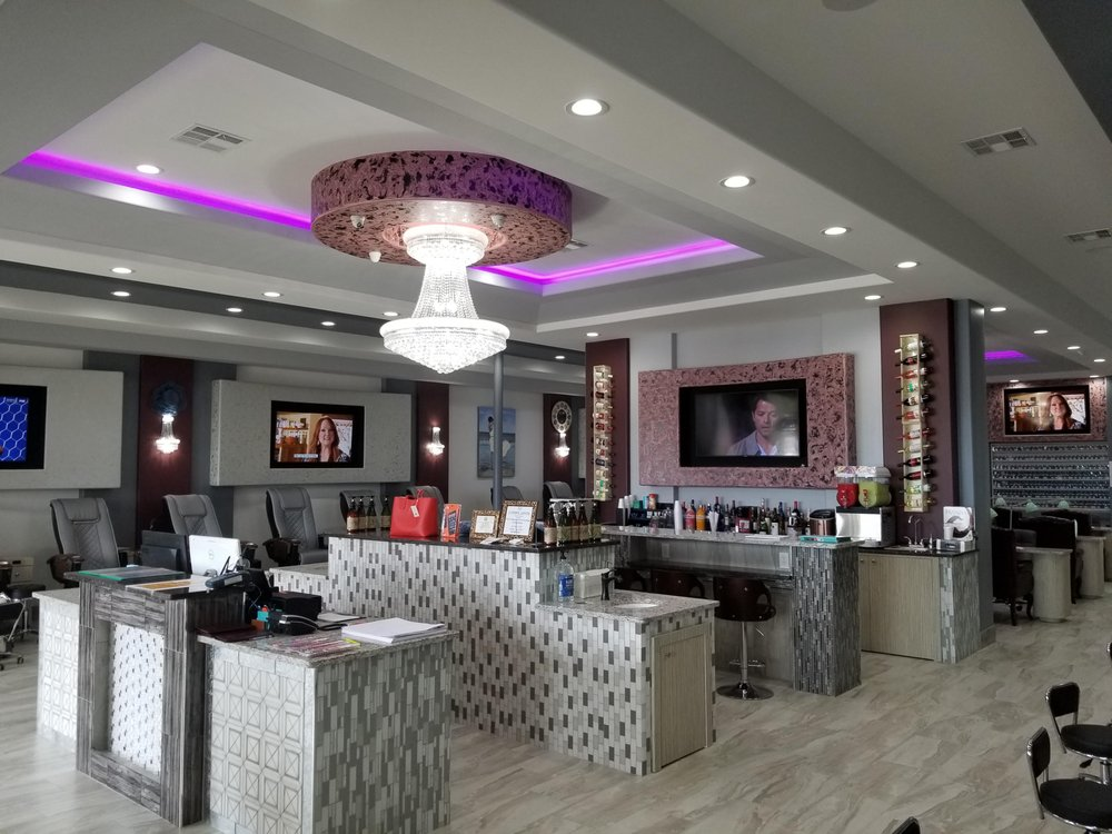 Majestic Nail Bar: 1900 Preston Rd, Plano, TX