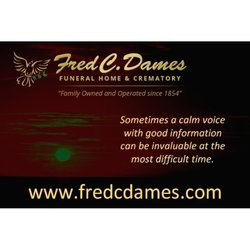 Fred c dames funeral home and crematory funeral services photo of fred c dames funeral home and crematory joliet il united states reheart Choice Image