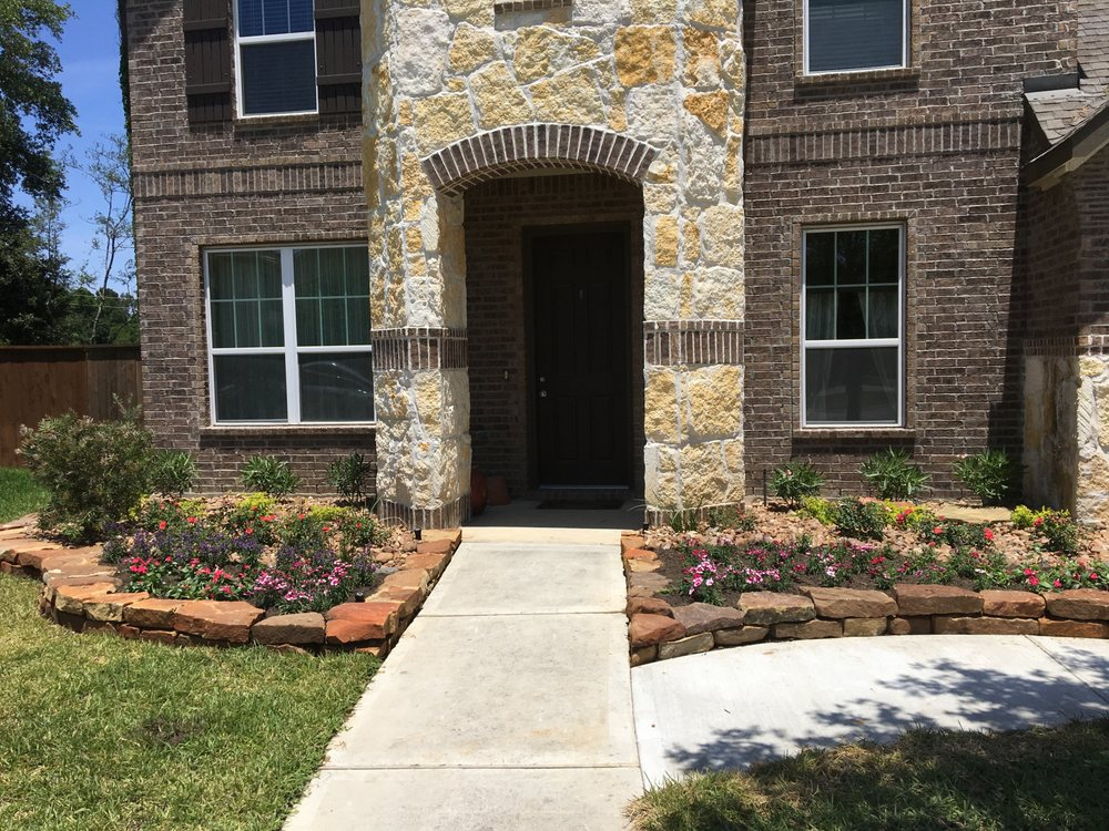 Native Texas Landscape: 2635 Old Louetta Lp, Spring, TX