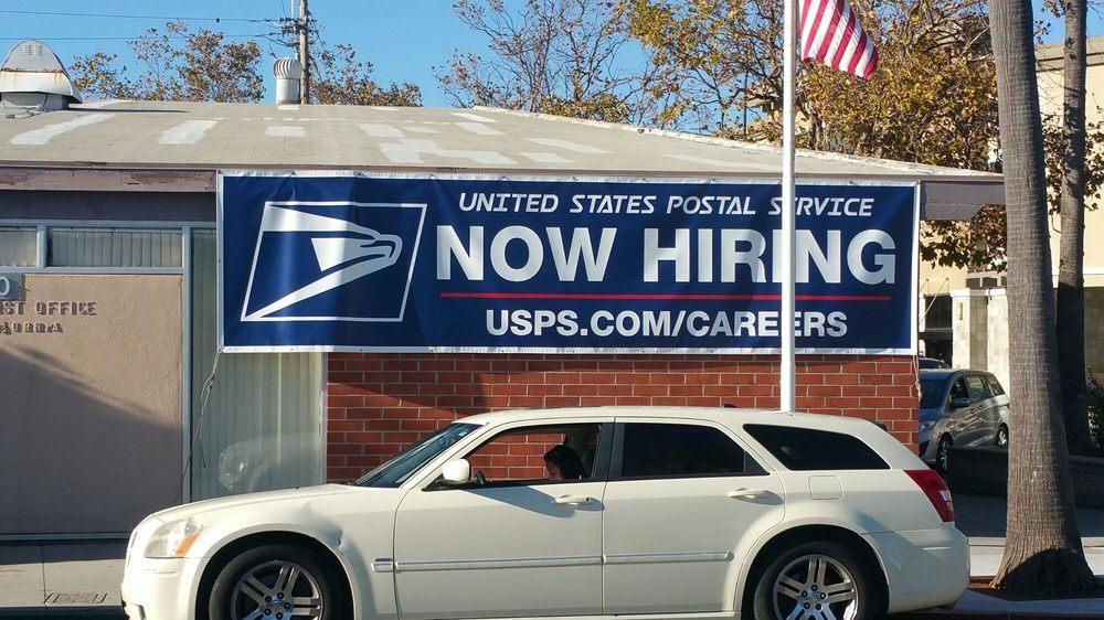 US Post Office: 501 Broadway, Millbrae, CA