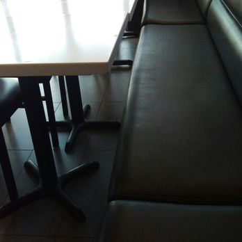 Photo Of Waba Grill   La Quinta, CA, United States. Clean Chairs,