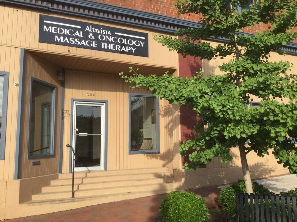 Altavista Medical and Oncology Massage Therapy: 600 Broad St, Altavista, VA