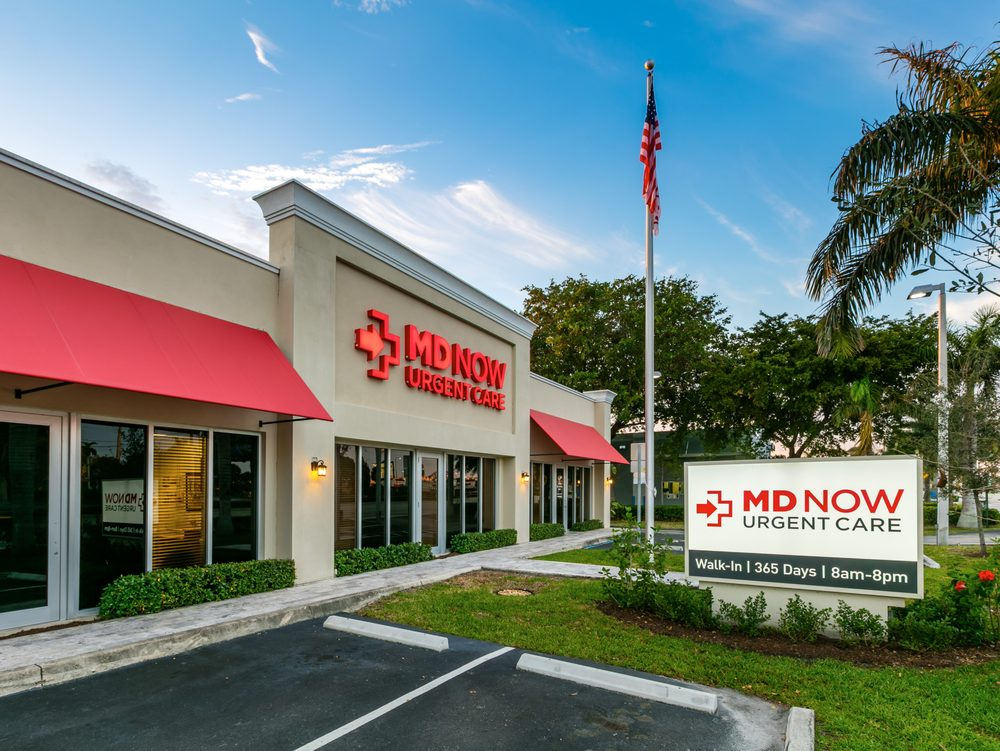 MD Now Urgent Care: 2502 N Federal Hwy, Lighthouse Point, FL