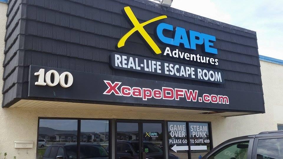 Xcape Adventures: 2414 Hwy 80 E, Mesquite, TX