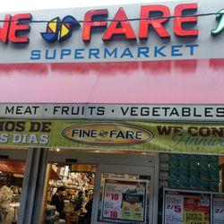 Fine Fare Supermarket - Grocery - 90-01 Jamaica Ave