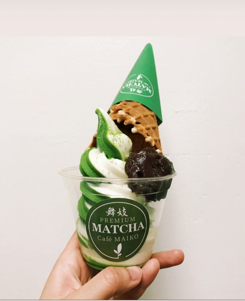 Matcha Cafe Maiko- Rowland Heights: 18180A Colima Rd, Rowland Heights, CA