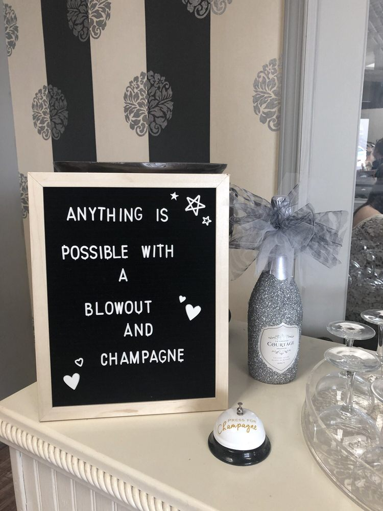 Bombshell Blow Dry Bar and Boutique