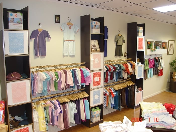 Stork Organic Baby Boutique: 273 Union Sq, Milford, NH