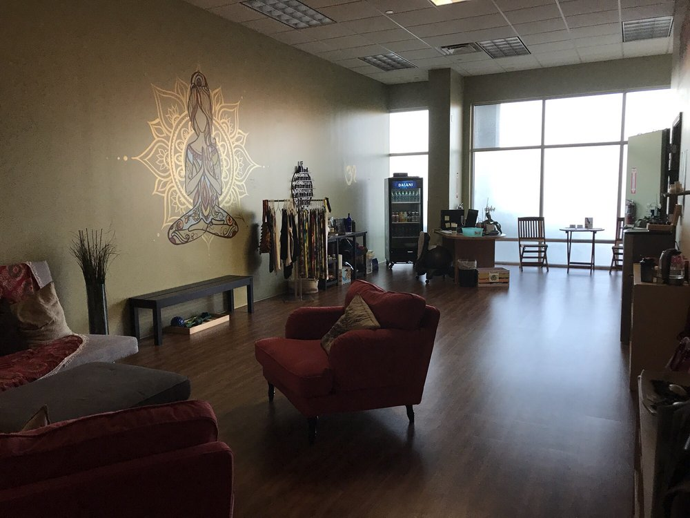 Nina's Yoga and Wellness Studio: 500 Kolb Dr, Fairfield, OH