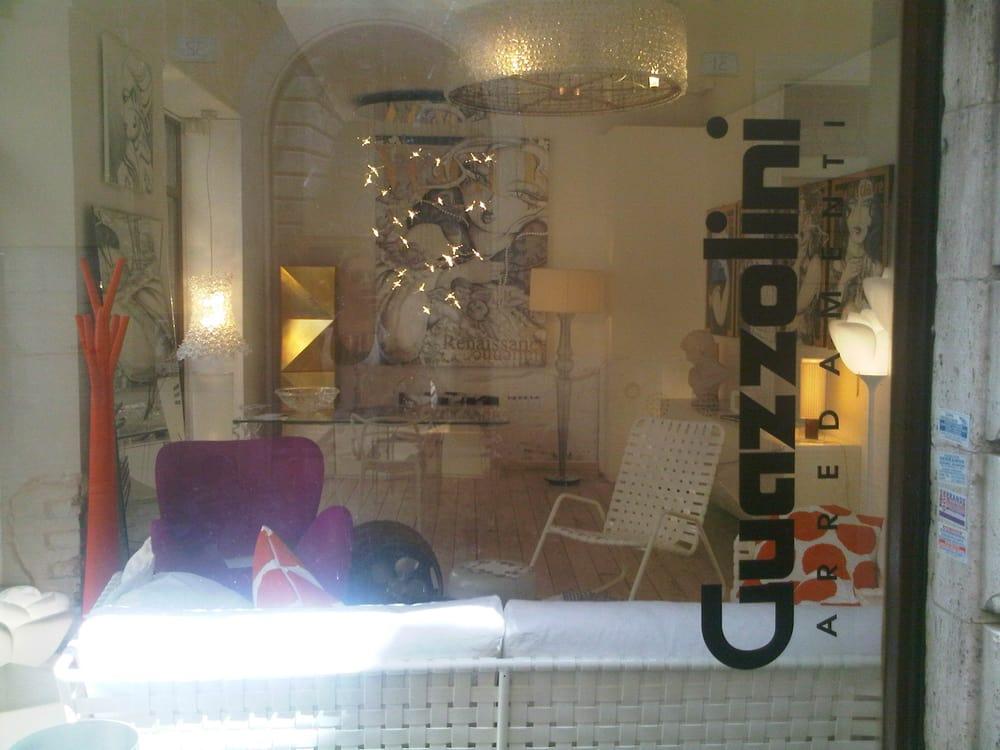 Guazzolini arredamento design d 39 interni via dei for Arredamento design roma