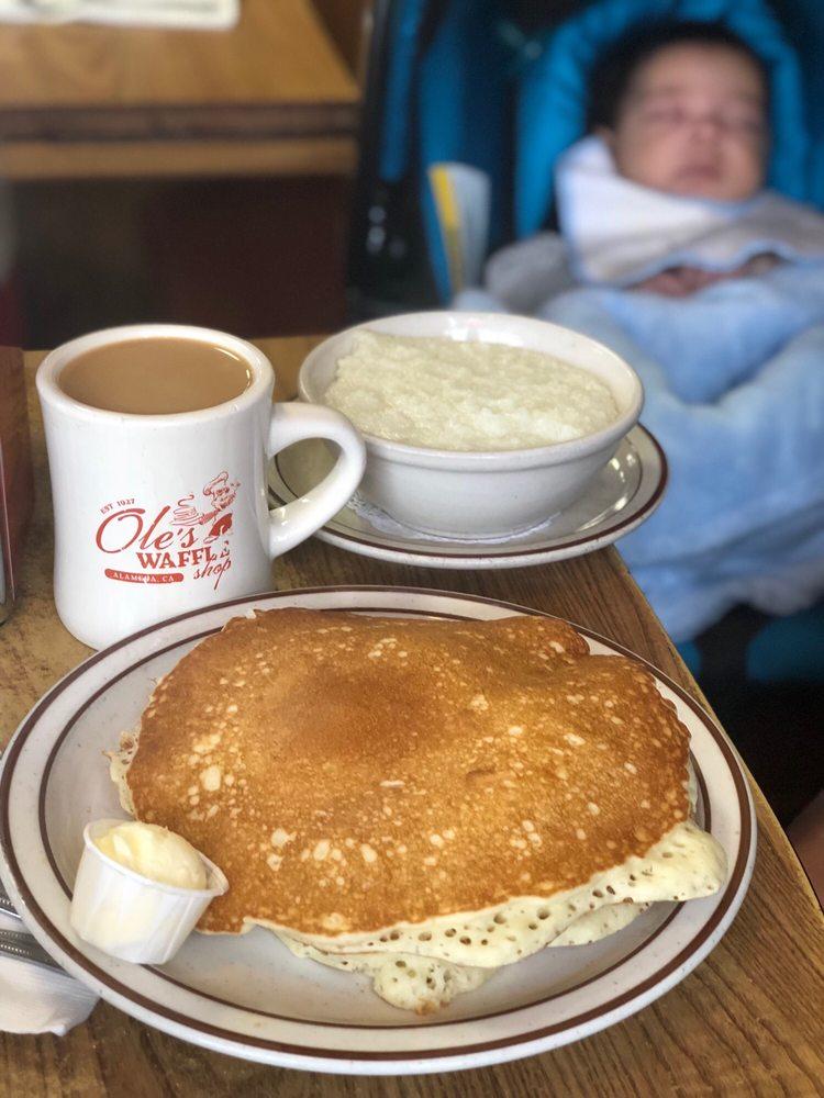 Ole's Waffle Shop: 1507 Park St, Alameda, CA
