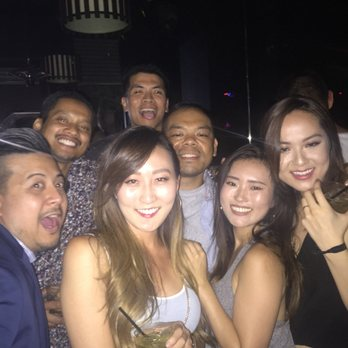 Asian clubs in los angeles