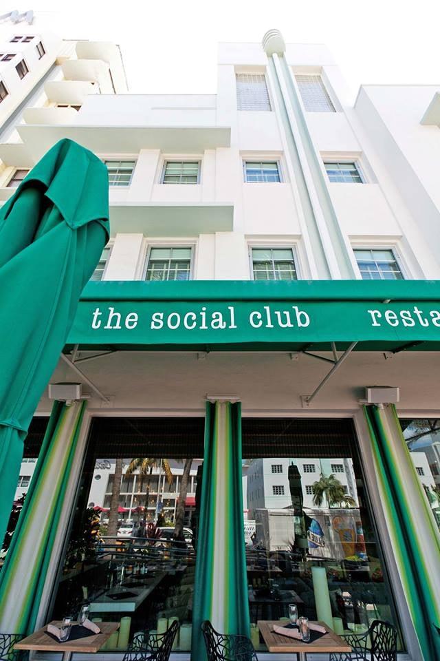 The Social Club: 1717 Collins Ave, Miami Beach, FL