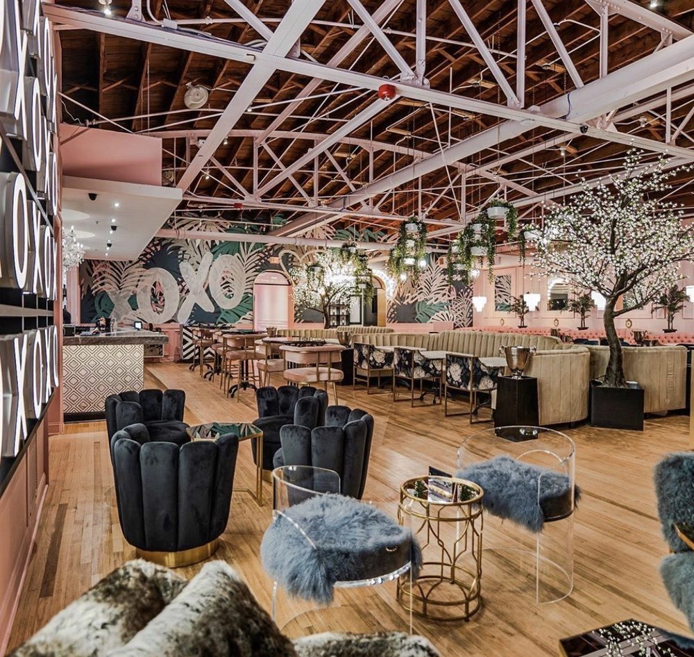 XOXO Dining Room: 3121 Ross Ave, Dallas, TX