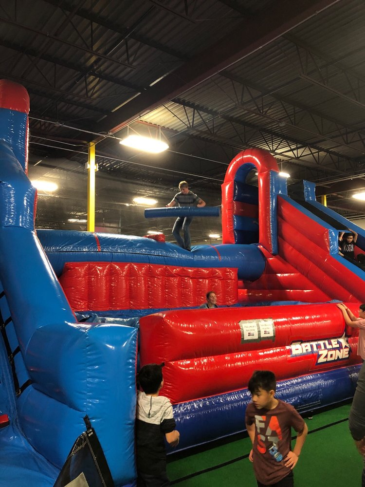Big Time! Fun Center: 8430 N Federal Blvd, Westminster, CO