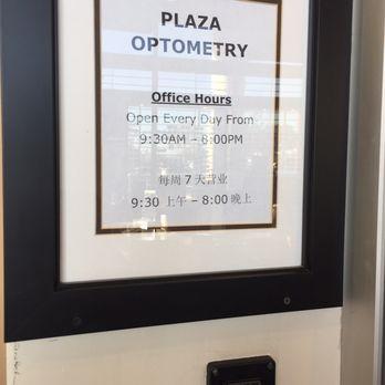 Plaza Optometry - 56 Photos & 130 Reviews - Optometrists - 7330 ...