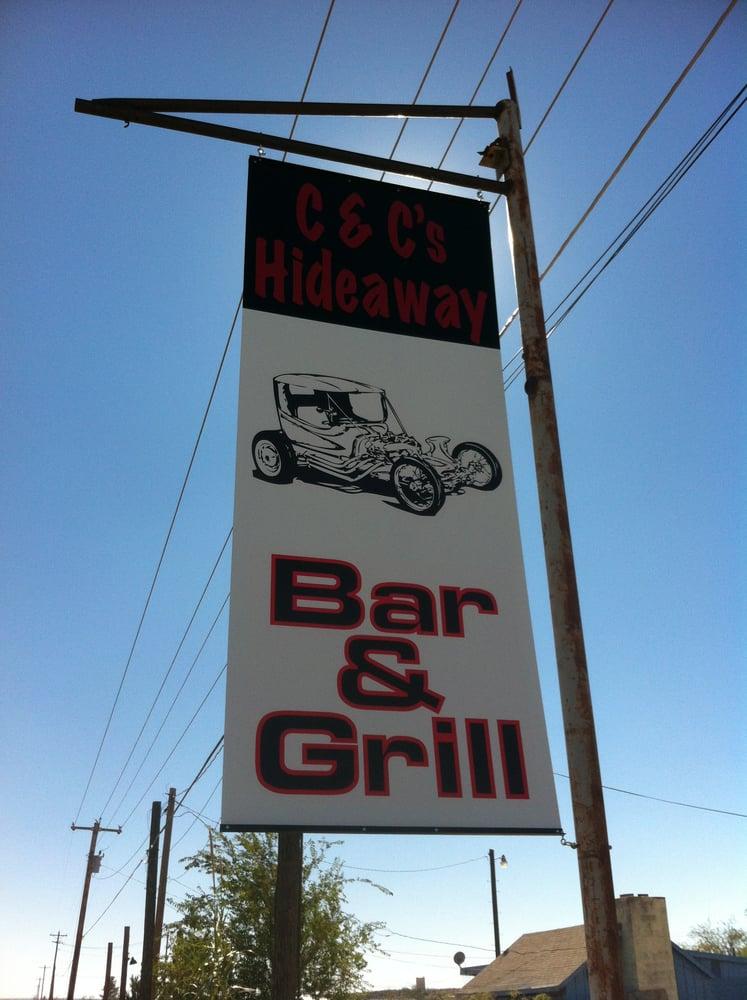 C & C's Hideaway: 8083 S US Hwy 191, Safford, AZ