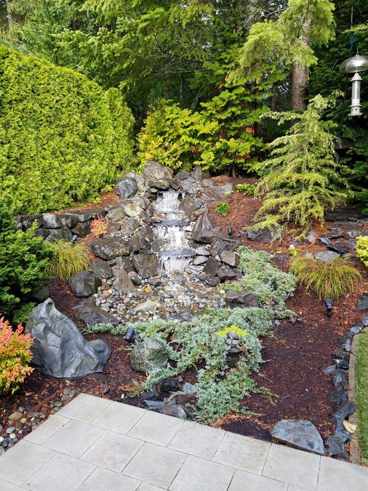 Full Throttle Landscaping: 124 Peninsula Pl, Belfair, WA