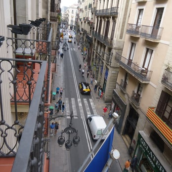 Photo Of Gotico Hotel Barcelona Spain View From Room