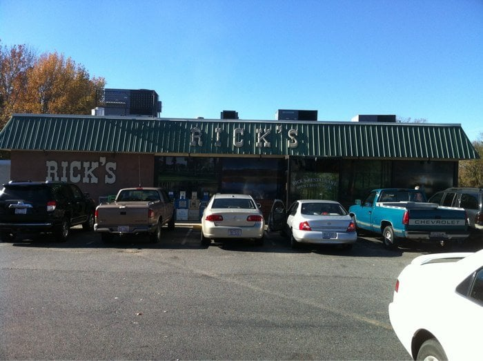 Restaurants In Denton Nc