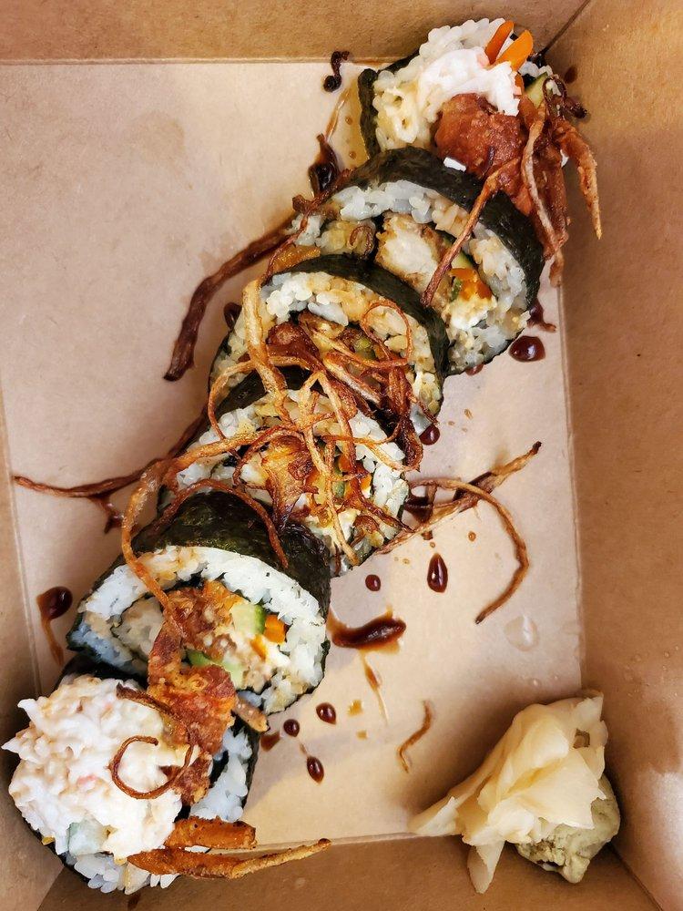 Krudos Sushi & Modern Kitchen: 4950 Slauson Ave, Maywood, CA