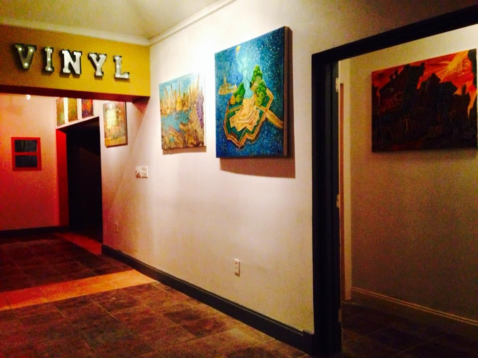 Vinyl Arts Bar: 75 E Colonial Dr, Orlando, FL