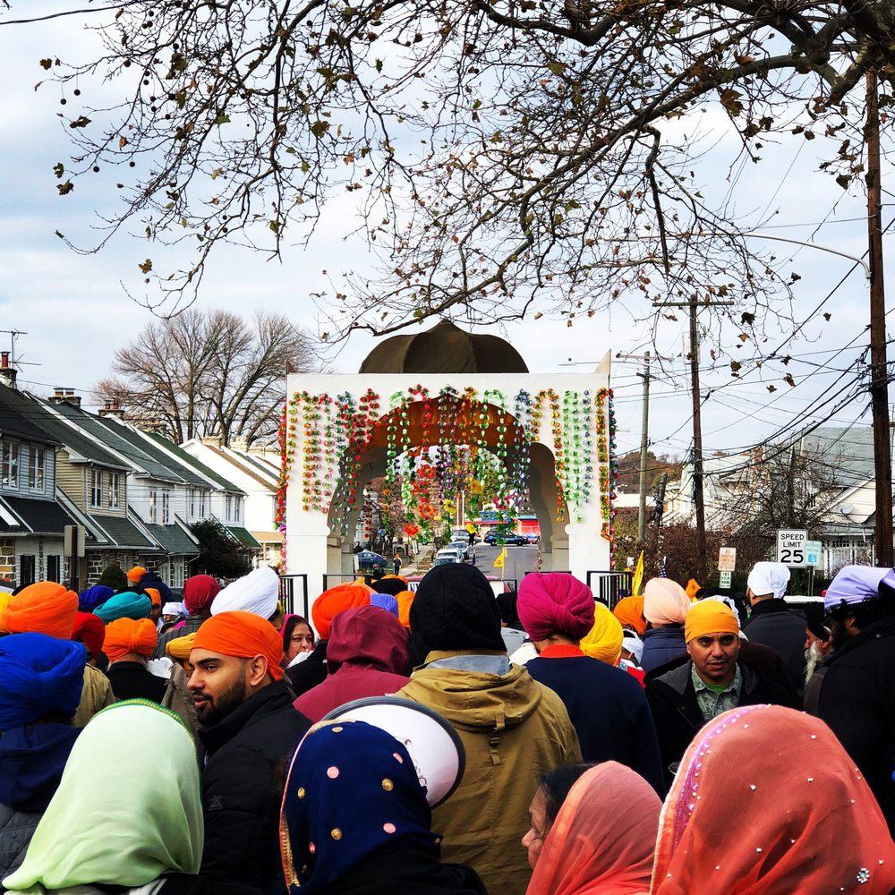 Philadelphia Sikh Society: 6706 Garden Court Rd, Upper Darby, PA