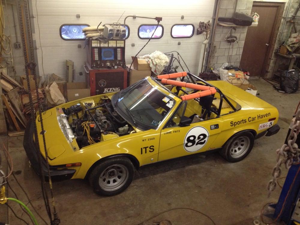 Sports Car Haven: 2267 Montour Blvd Rt 11, Danville, PA