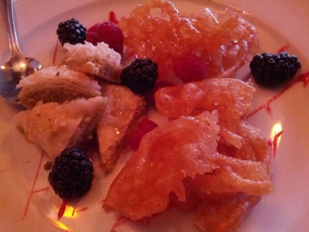 Persian mixed dessert yelp for Arya global cuisine cupertino ca