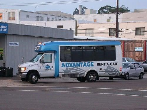 Advantage Car Rental San Diego Kettner