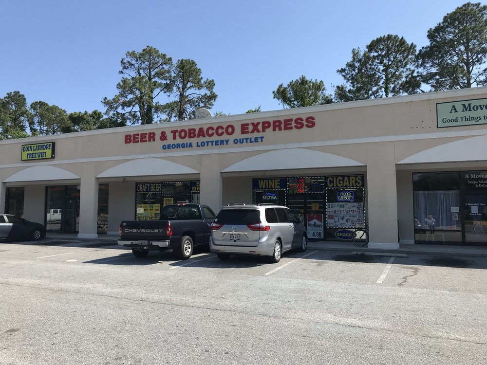 Beer & Tobacco Express: 1182 Chapel Crossing Rd, Brunswick, GA