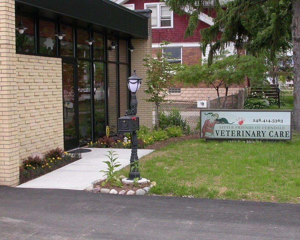Little Friends of Ferndale: 1150 E 9 Mile Rd, Ferndale, MI
