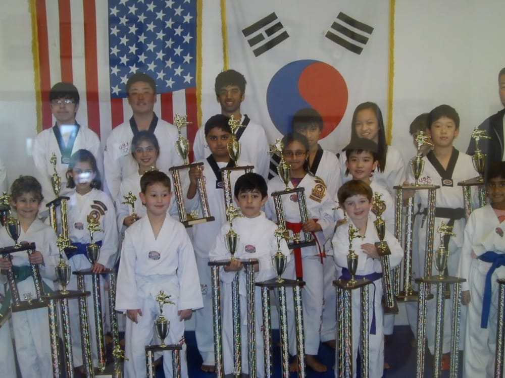 Ahn's Tae Kwon Do Institute: 2001 Coit Rd, Plano, TX
