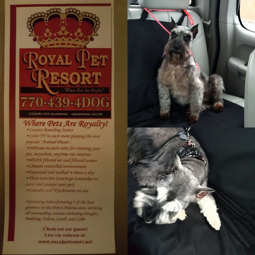 Royal Pet Resort: 1434 Hiram Douglasville Hwy, Hiram, GA