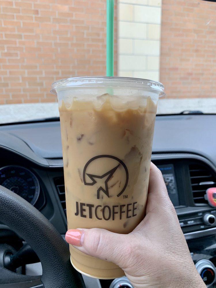 Jet Coffee: 109 St Nazaire Rd, Broussard, LA