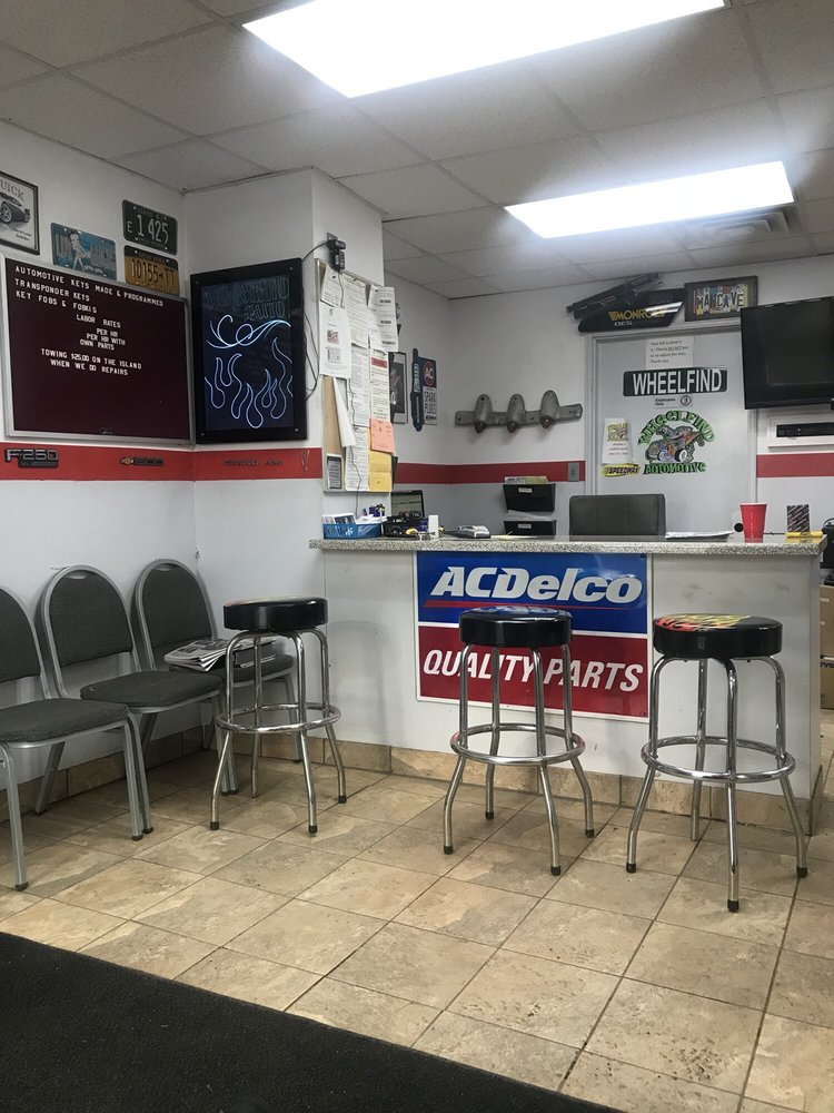 Wheelfind Automobile Repair & Towing Svce: 1765 Grand Island Blvd, Grand Island, NY