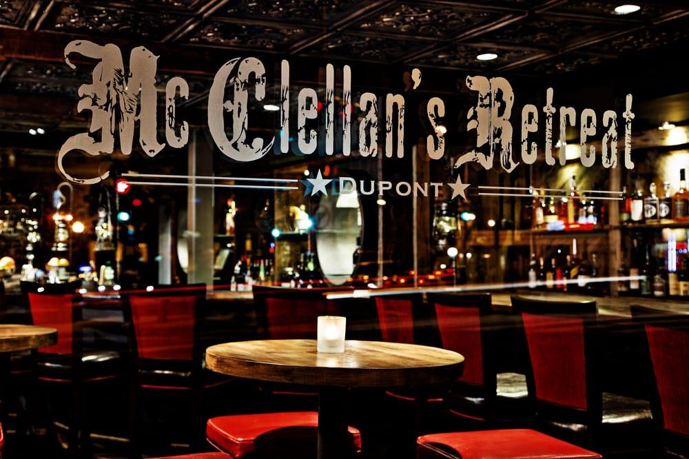 McClellan's Retreat: 2031 Florida Ave NW, Washington, DC, DC