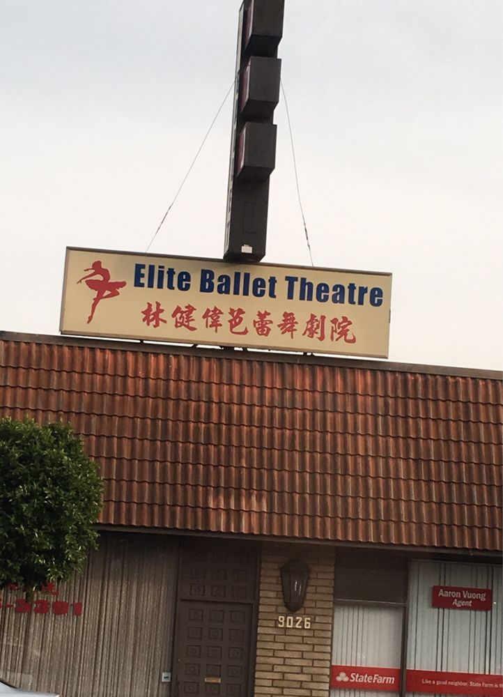 Elite Ballet Theatre: 9026 Las Tunas Dr, Temple City, CA