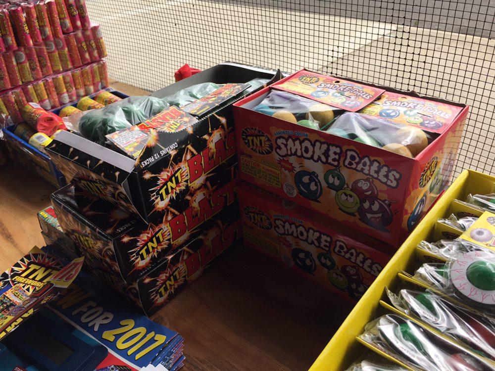 Colored Smoke Bombs for the kids! - Yelp