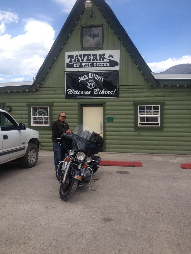 Tavern On the Greys: 25 US Hwy 89, Alpine, WY