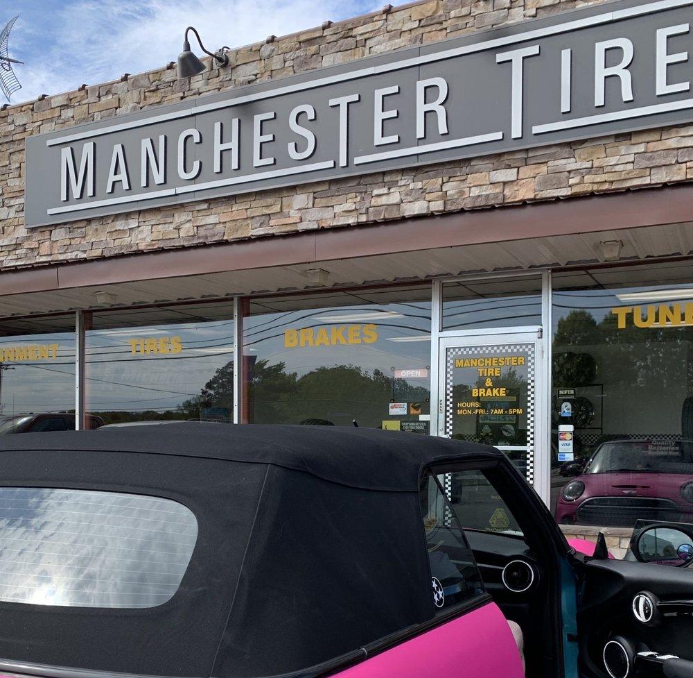 Manchester Tire & Brake: 1604 Hillsboro Blvd, Manchester, TN