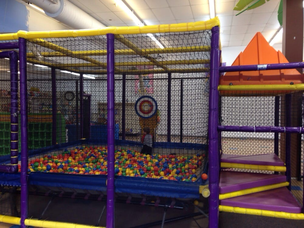 Totter s otterville 27 photos 27 reviews playgrounds for Ball pits near me