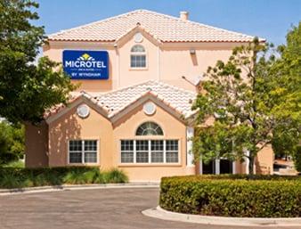 Microtel Inn & Suites by Wyndham El Paso Airport: 2001 Airway Blvd, El Paso, TX